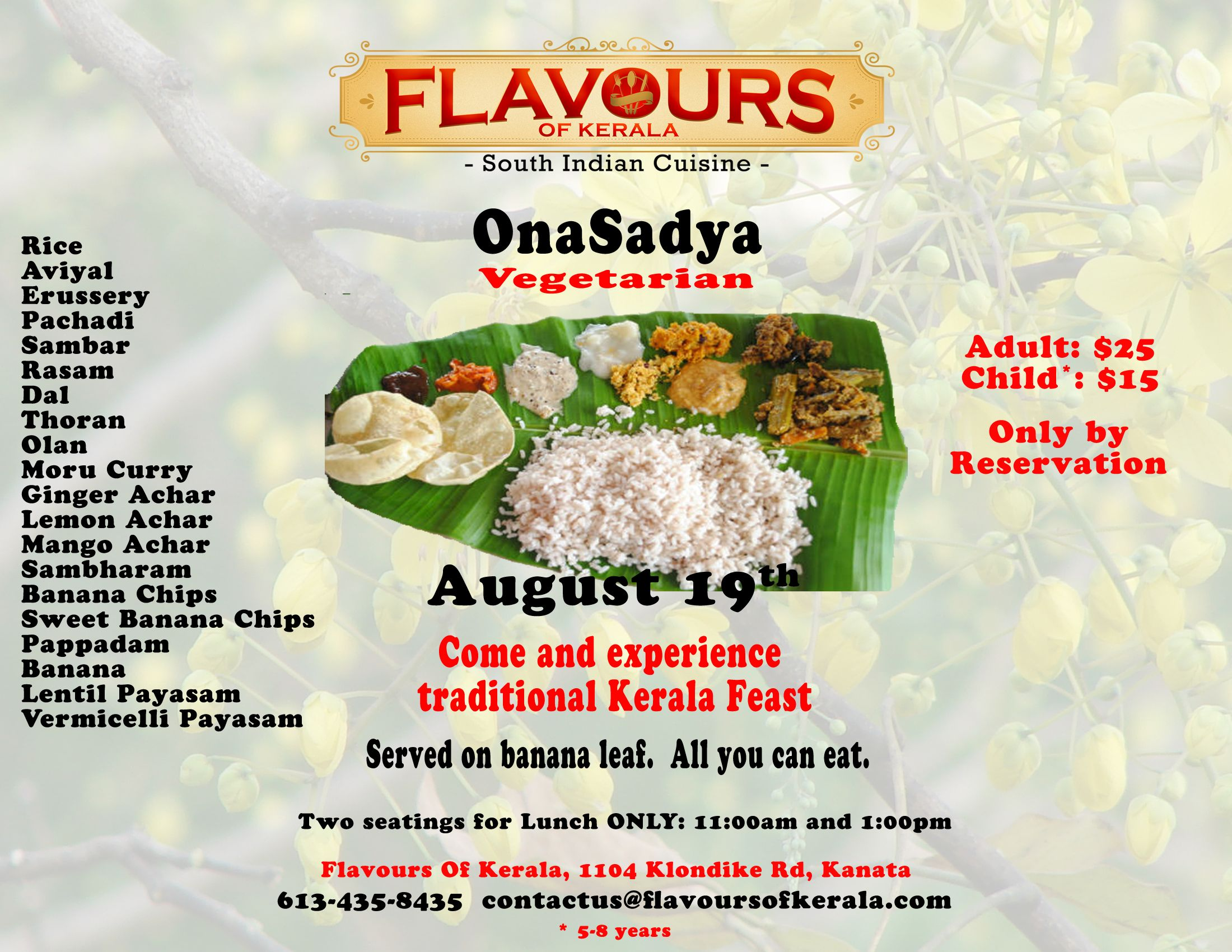 Home flavours of kerala celebrate onam with us forumfinder Gallery